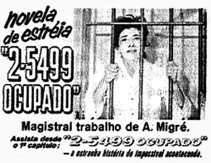 """Resultado de imagem para """"2-5499 Ocupado"""""""